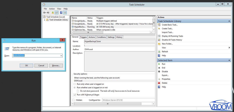 HyperCloud PoSH Screenshot 2
